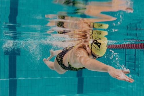 8 põhjust, miks ujumine on kasulik