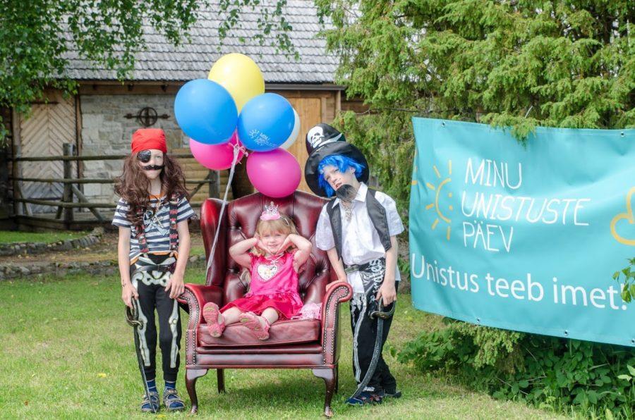 Heategevusfond Minu Unistuste Päev aitab ellu viia tõsiselt haigete laste unistusi
