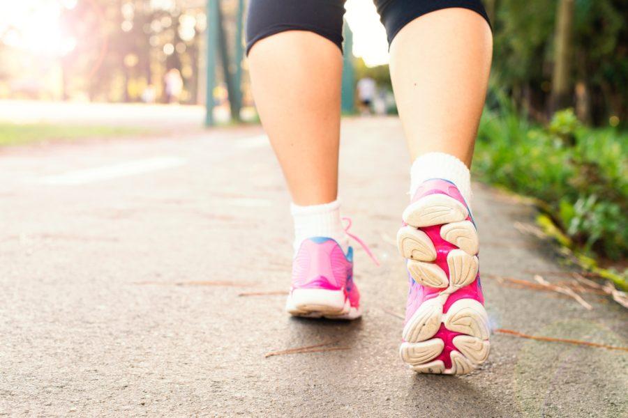 Osale väljakutses: kõnni või jookse iga päev vähemalt 5 kilomeetrit!