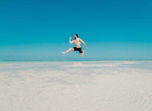 Parim puhkus on aktiivne rannapuhkus