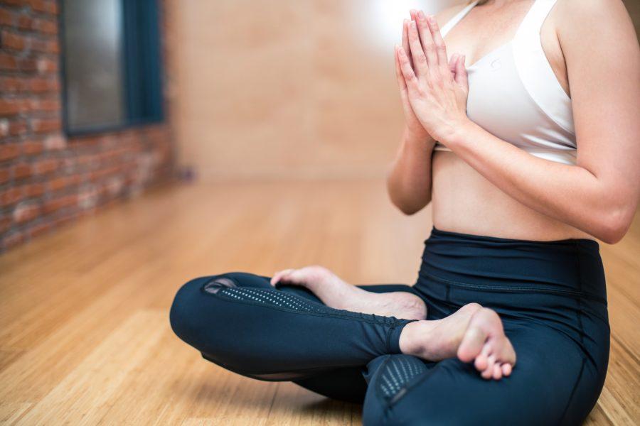 Tee oma kehale head - tasakaalusta pikka istumist harjutustega