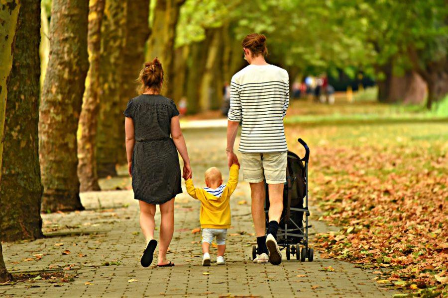 Kas sina jalutad igapäevaselt?