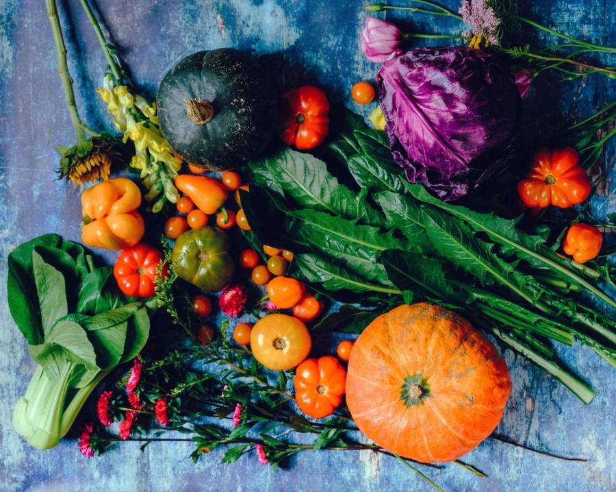 Köögiviljad - oluline osa meie toidulauast