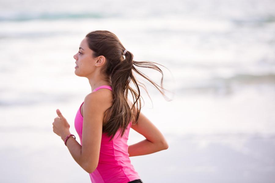 Regulaarne treenimine muudab naha ning juuksed tervemaks ja säravamaks