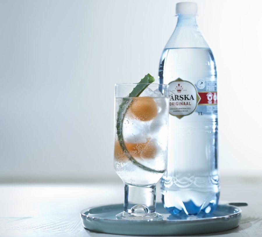 Kihisev Värska Originaal hellitab maitsemeeli ja parandab tervist